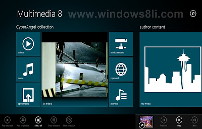 Windows 8 Multimedia 8