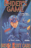 bookcover of ENDER'S GAME by Orson Scott Card