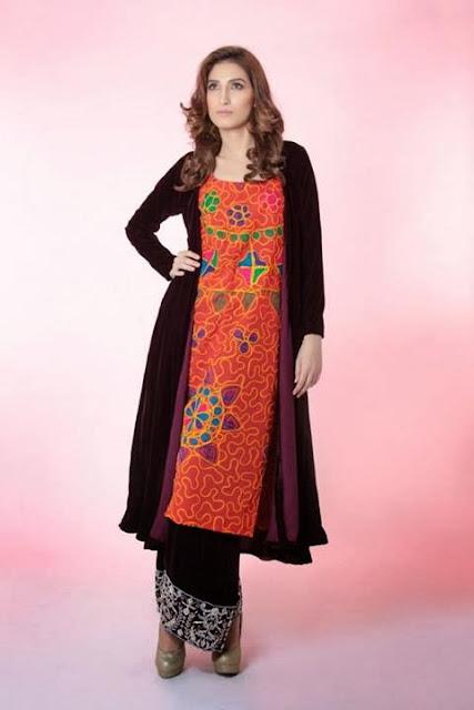 Zari Faisal Fusion Formals 2013