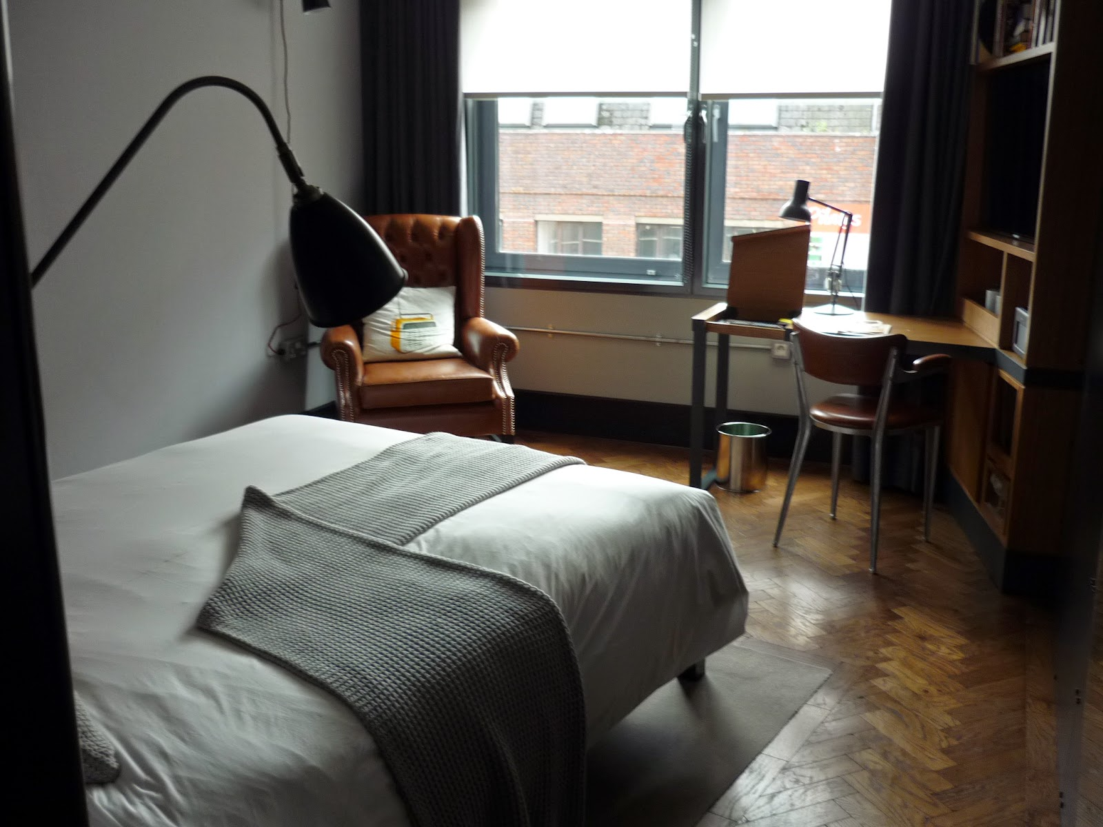 The Hoxton Hotel Shoreditch Review