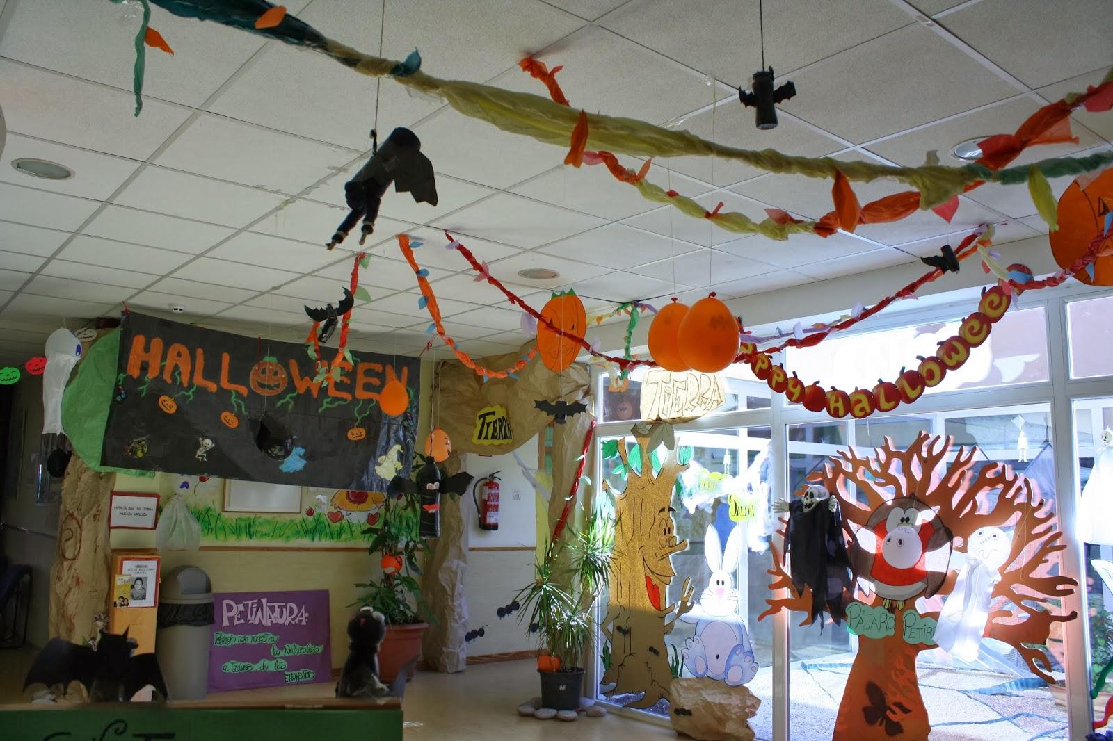 Escuela infantil petirrojo fiesta de halloween - Fiesta halloween infantil ...