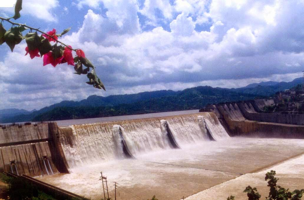 Kalagarh Dam in Corbett