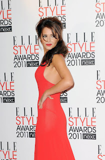 Cheryl Cole at the Elle Style Awards