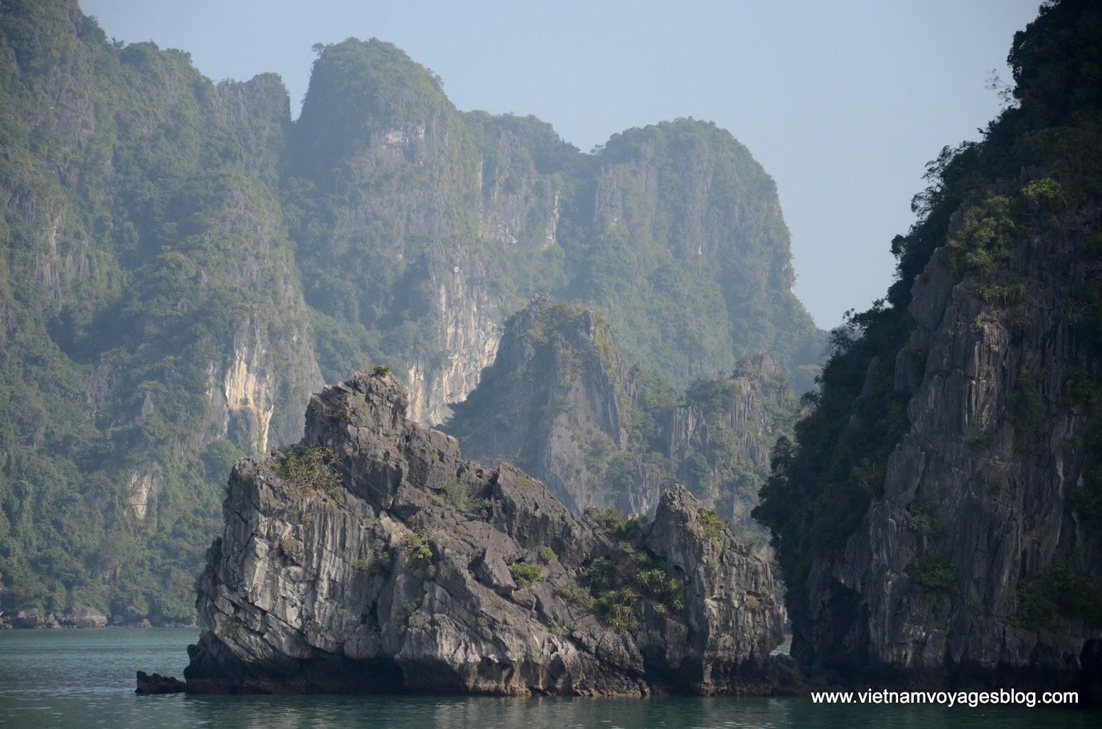 Croisière  sur la Baie d'Halong - 3 jours
