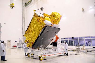 GSAT-6 Launch today at 4:52pm from sriharikota
