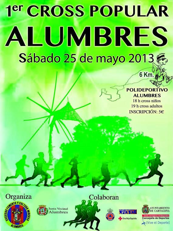 Cross Alumbres 2013.