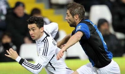Cesena Atalanta 0-1 highlights