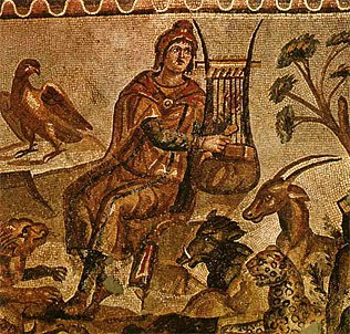 música grecia antigua
