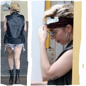 Gaga Ensaya Para Gira Concierto 'ArtRave