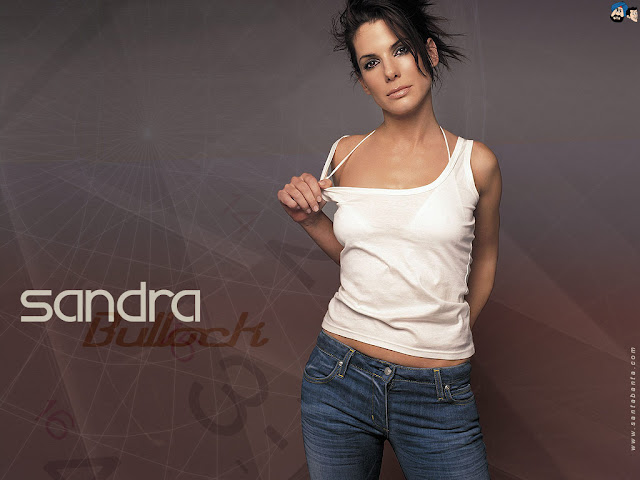 Sandra Bulock HD Wallpaper