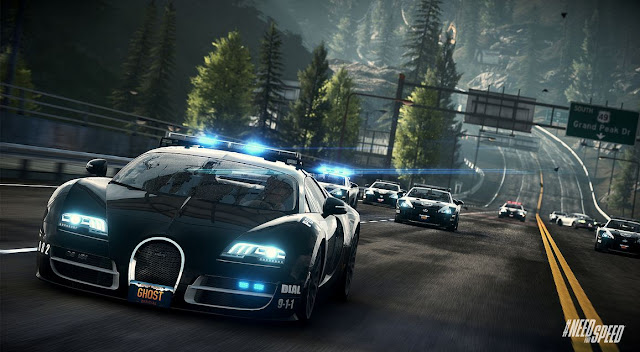 Need for Speed: Rivals Screenshots 1