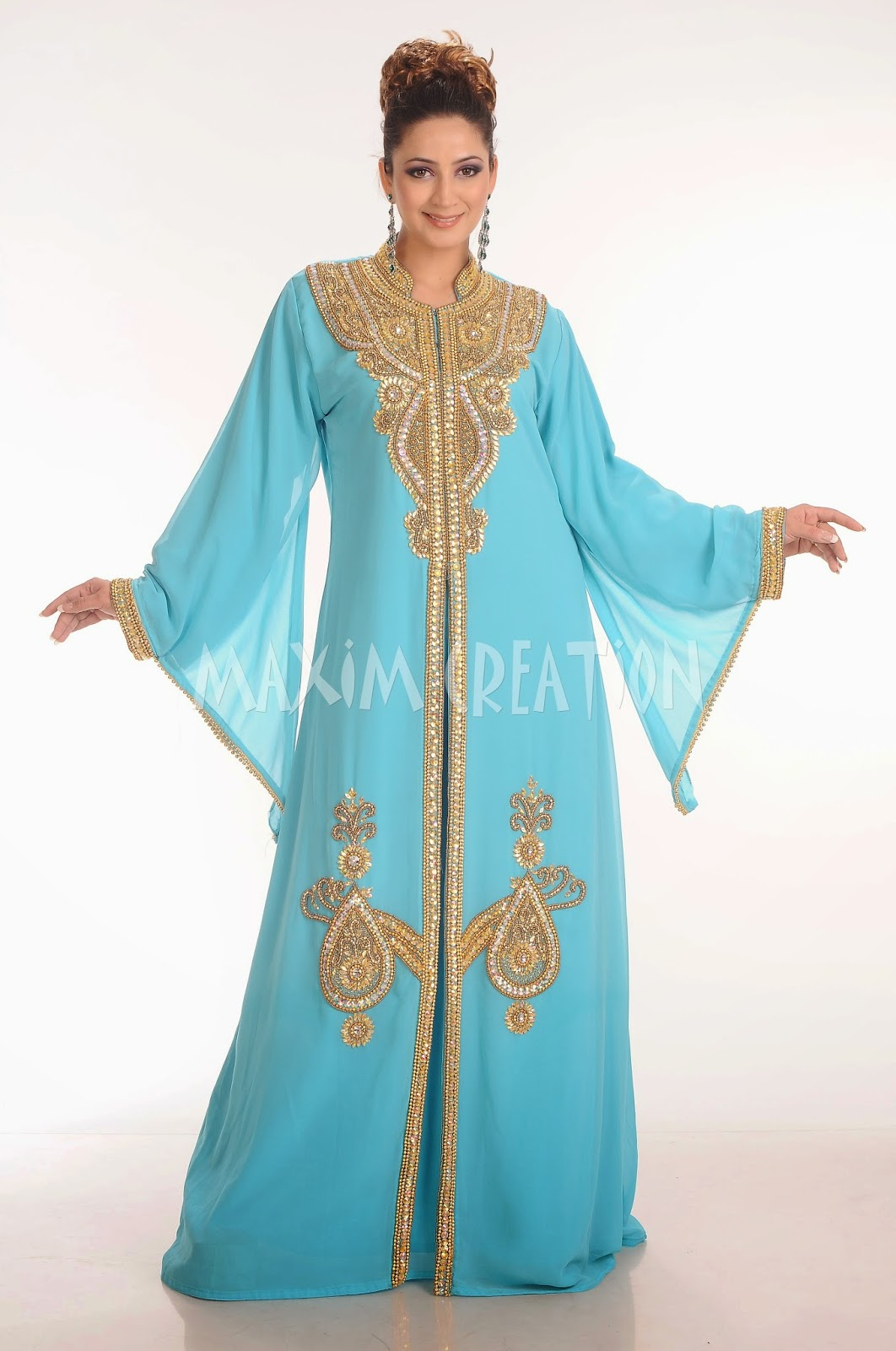 Kaftan Dress: Jellabiya