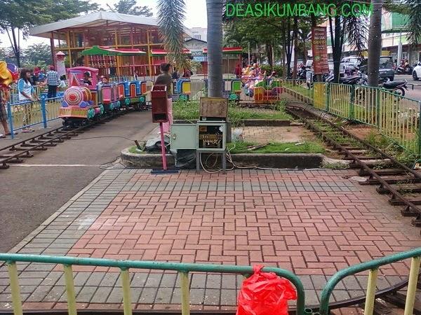 Wisata Di Pasar Modern Harapan Indah Bekasi