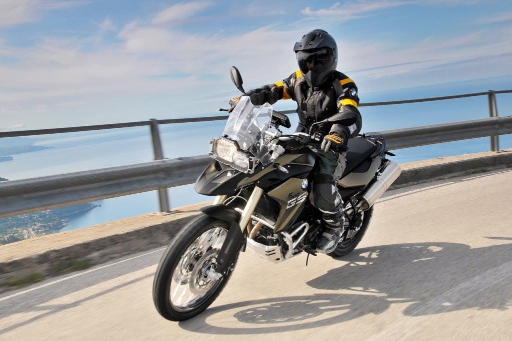 BMW F 700 GS Bike Wallpaper