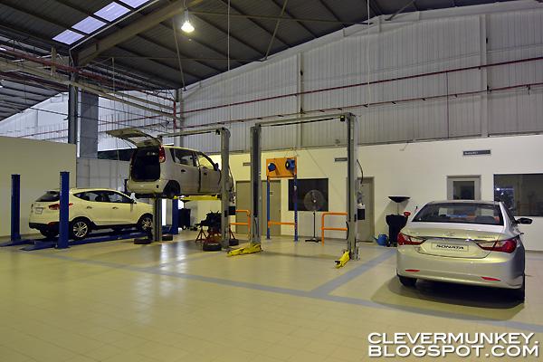 Grand Opening Of The New 3s Hyundai Showroom Shah Alam