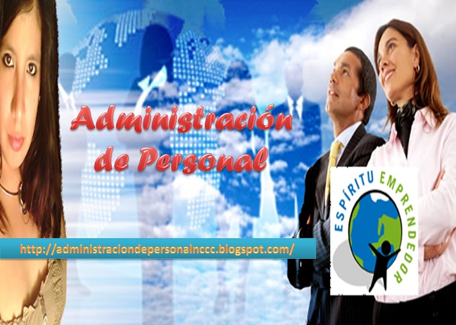 Administración de Personal por Nohelia C.C.C.