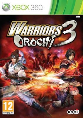 Warriors Orochi 3 xbox360