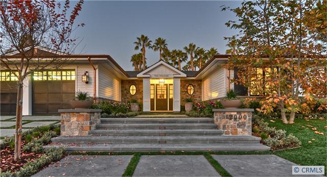 Andrea Hebard Interior Design Blog: Transitional House In CdM