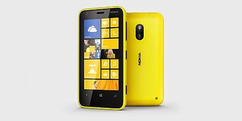 Harga Dan Spesifikasi Nokia Lumia 520 terkini