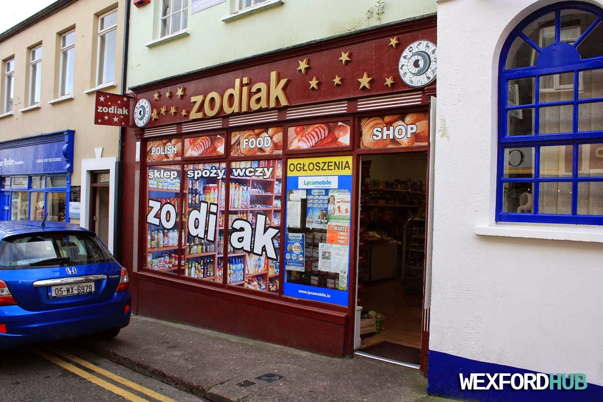 Zodiak Polish Food Wexford