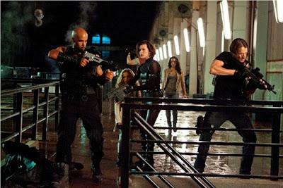 Phim Vùng Đất Quỷ Dữ 5: Báo Thù - Resident Evil 5: Retribution 2012 [Vietsub] Online