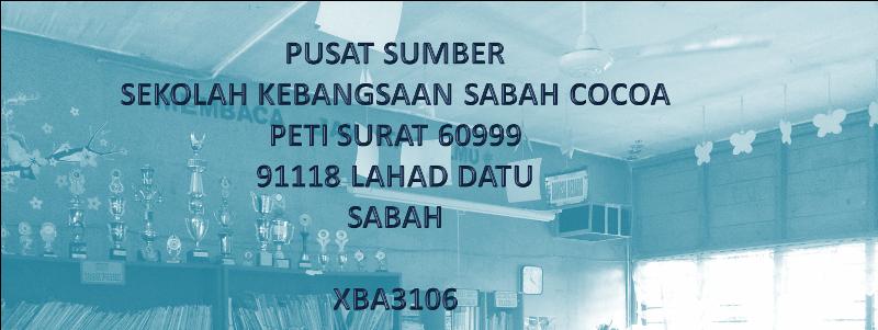 PUSAT SUMBER SK. SABAH COCOA
