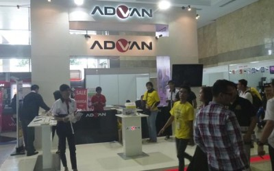 Advan Optimis Bisa Jual 3000 Unit di MBCS 2014