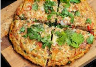 Omelet Mie Telur Sayur Lezat
