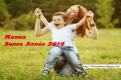 sms de bonne année 2014 pour la famille