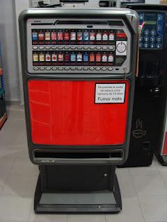 maquinas expendedoras de tabaco