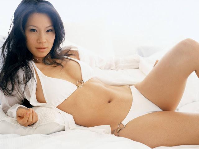 Tagmail: Hot Lucy Liu