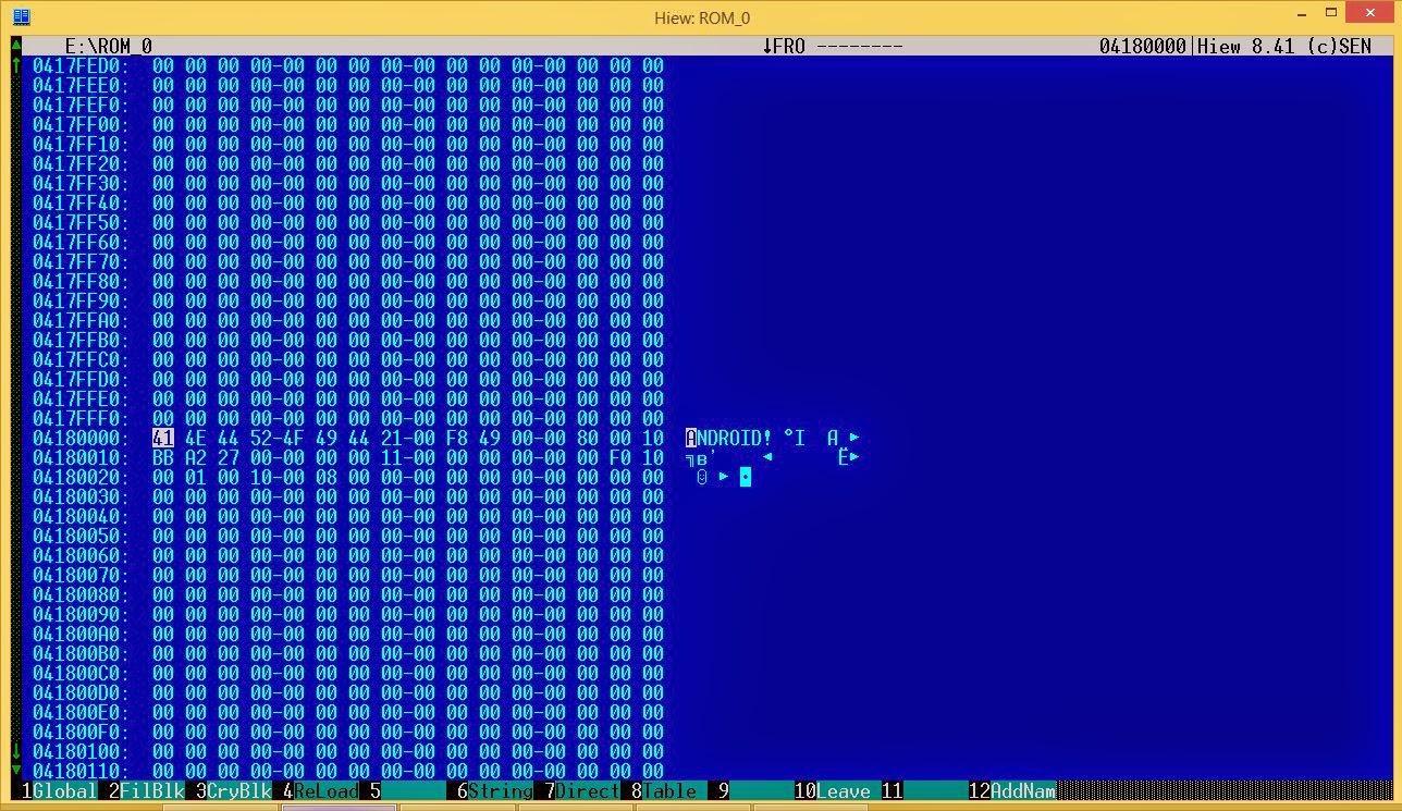Как сделать бэкап прошивки андроид через flashtool фото 107