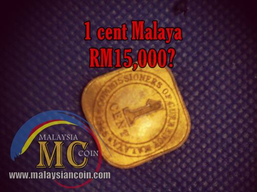 1 sen Malaya