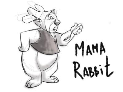 mama-rabbit