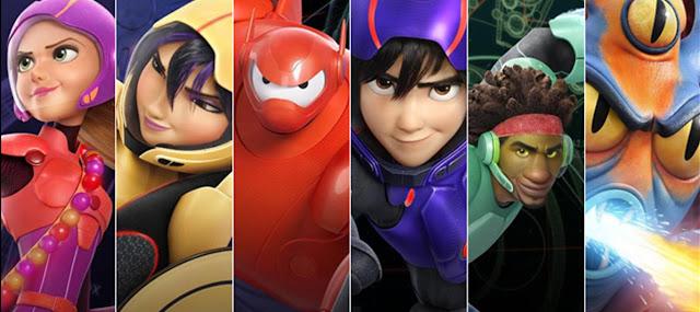 Οι υπερδυνάμεις των ηρώων προαναγγέλλονται στην αρχή της ταινίας!   10 Απίθανα Πράγματα που Δεν Γνωρίζατε για την Ταινία Big Hero 6 Οι Υπερέξι της Disney