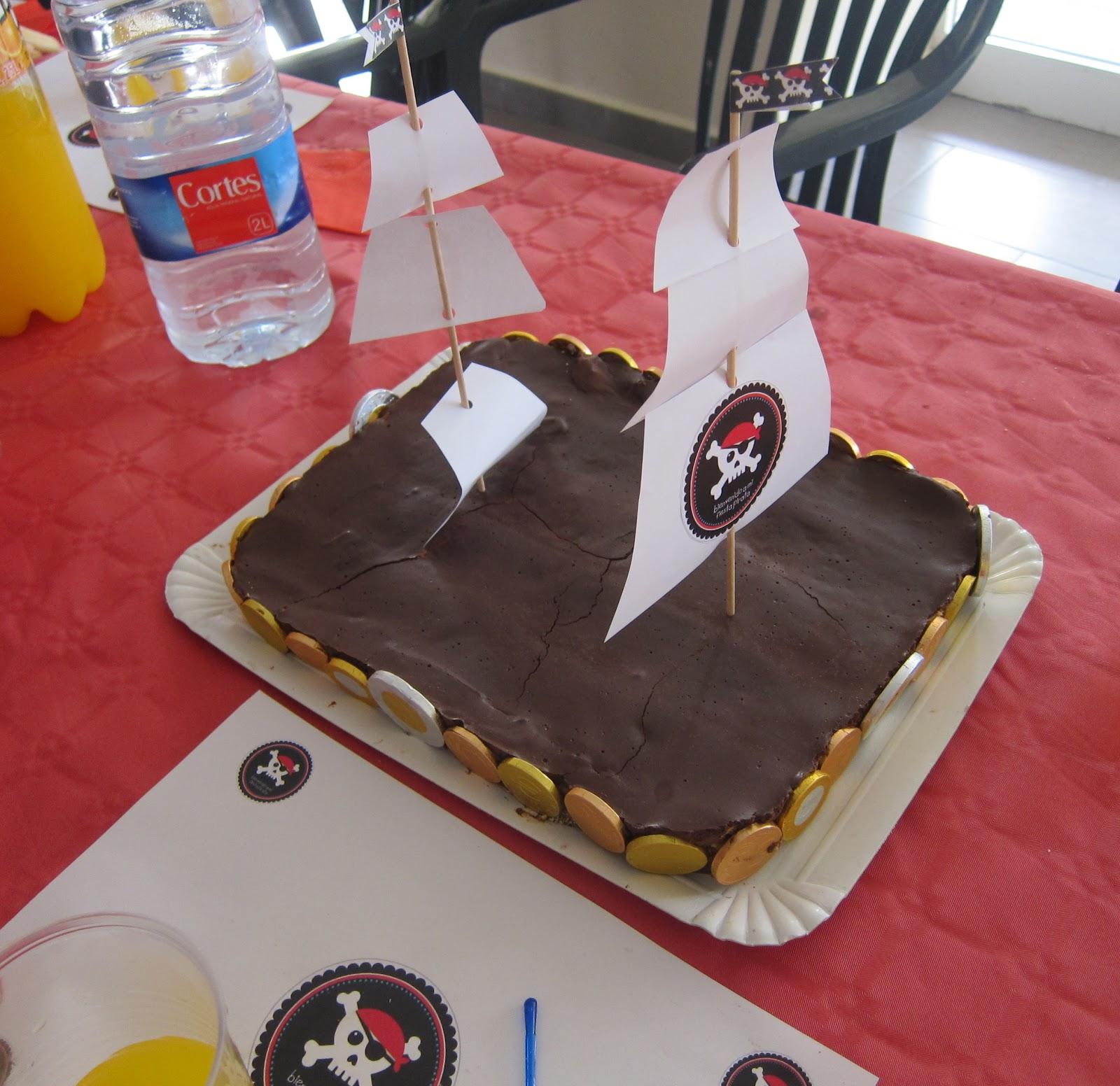Con mi tropa: Fiesta de cumpleaños pirata