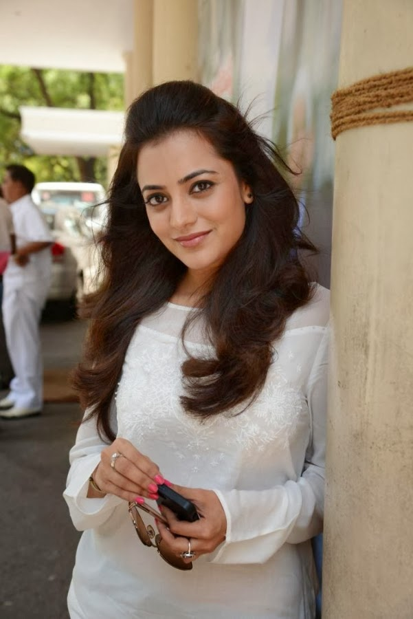 Nisha Aggarwal no makeup photos