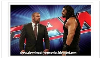 WWE Raw 6th April 2015 - 04/06/2015 Watch Online Download DVDscr