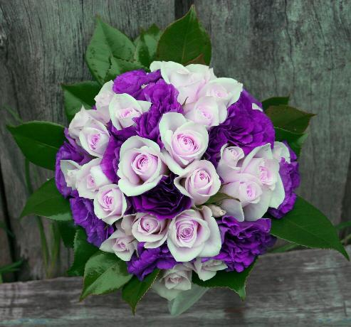 best wedding flowers purple fall wedding flowers