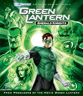 Watch Green Lantern: Emerald Knights 2011 DVDRip Hollywood Movie Online | Green Lantern: Emerald Knights 2011 Hollywood Movie Poster