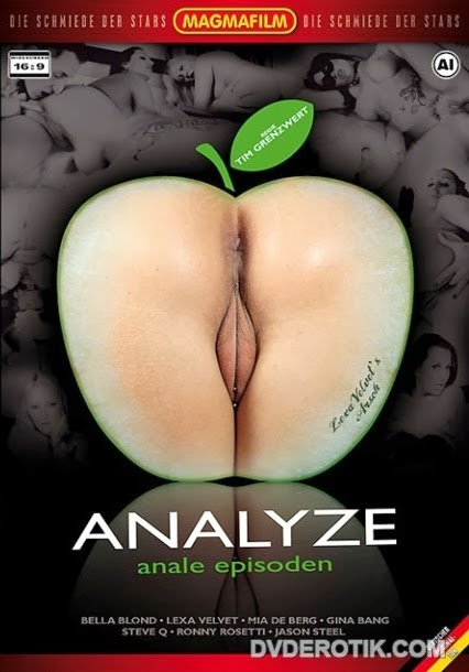 Analyze, porn trailer of a great german hardcore movie with great anal