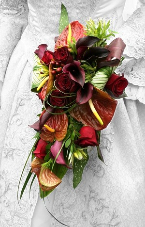 Autumn Bridal Bouquets7