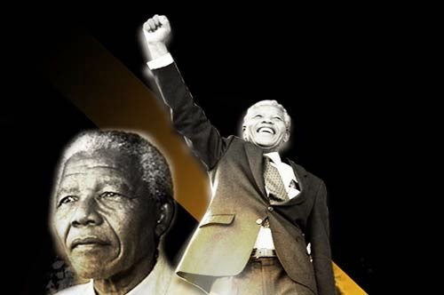 Anti-apartheid Icon Nelson Mandela