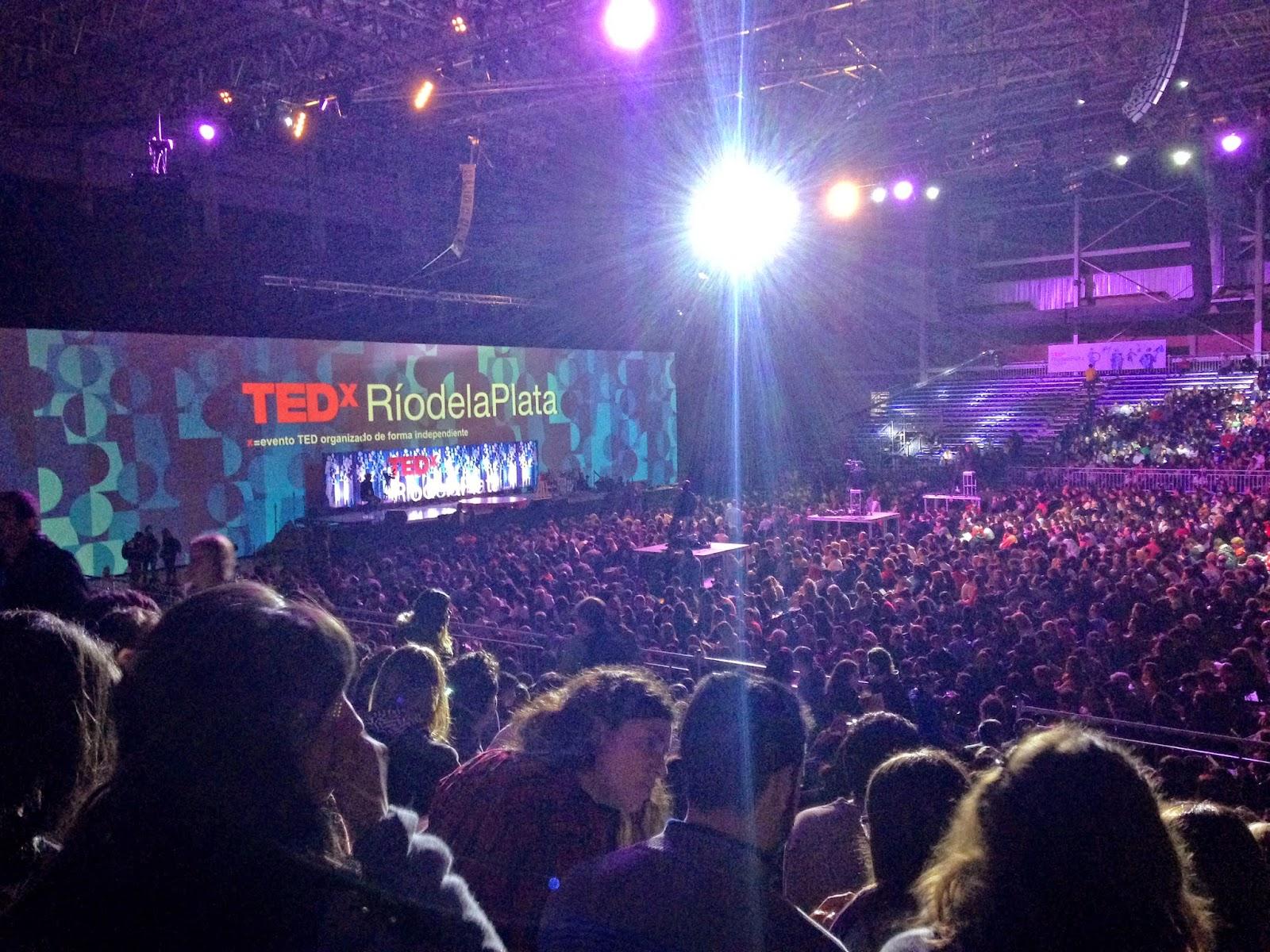 TEDx Rio de la Plata 2014 en Tecnópolis