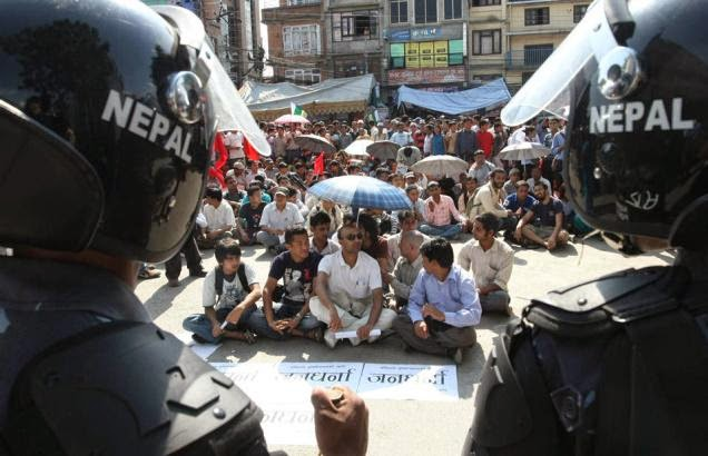 Nepal: Promulgation of New Constitution: Dead line Missed