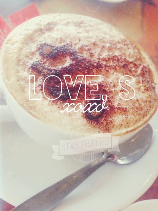 image of cappuccino, coffee, love, blog, image editing