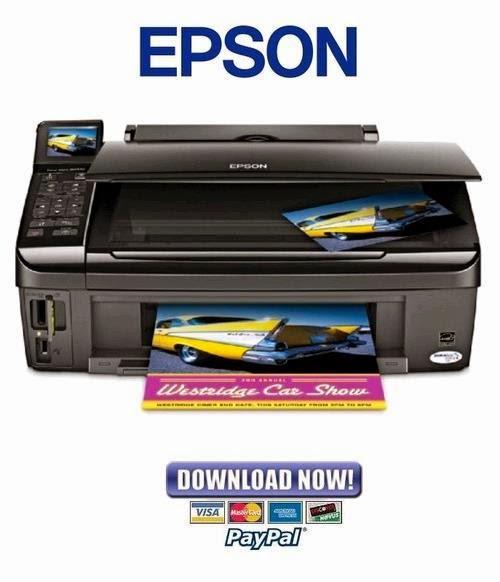 EPSON STYLUS SX600FW SERVICE MANUAL