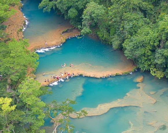 koleksi gambar dan info 8 kolam air bertingkat tingkat
