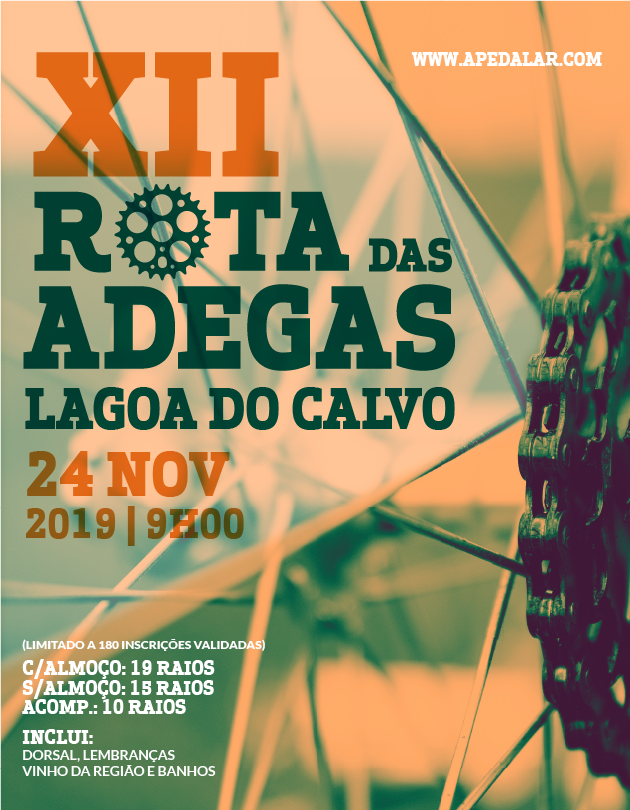 24NOV * LAGOA DO CALVO – SETÚBAL