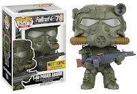 Funko Pop! Green T-60 Power Armor